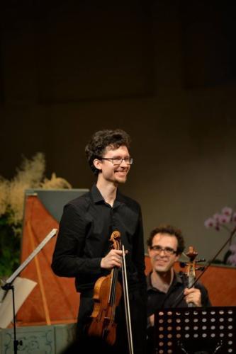 Ensemble Ludus Instrumentalis - Viva il violino (2)